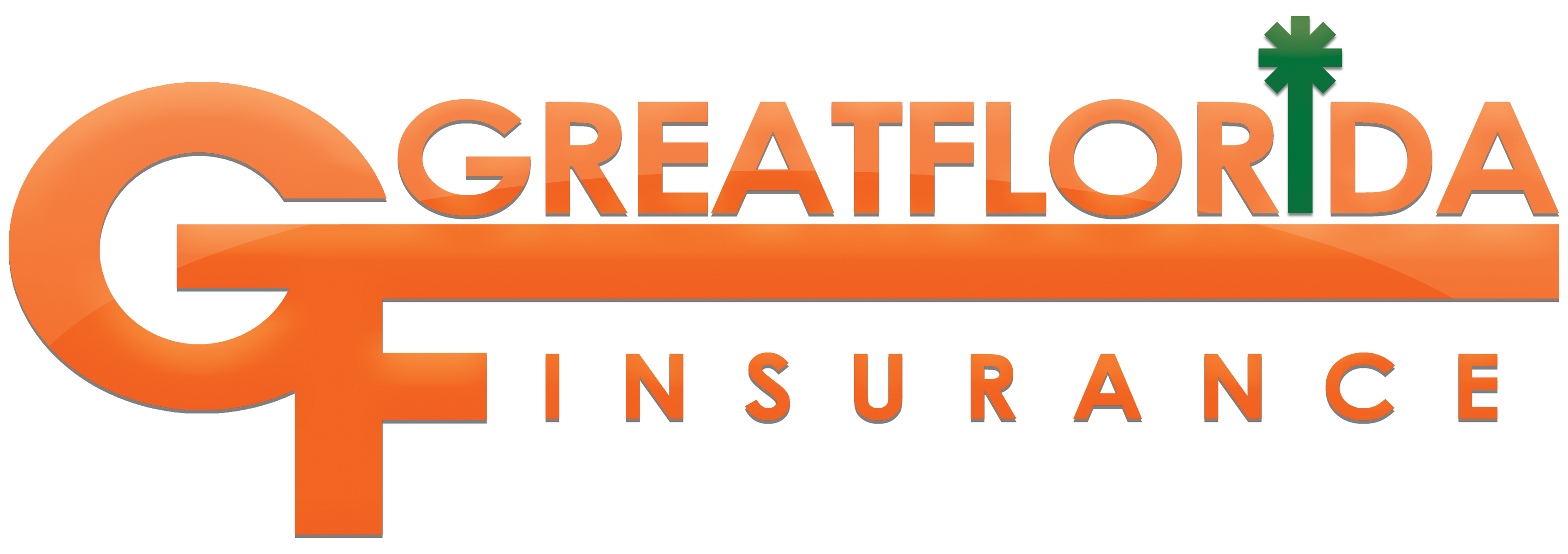 GreatFlorida Insurance logo - Large Updated